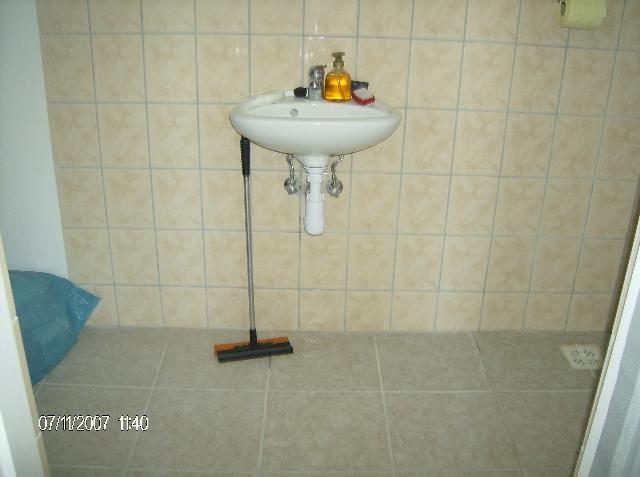 Lakásfelújítás fürdőszoba