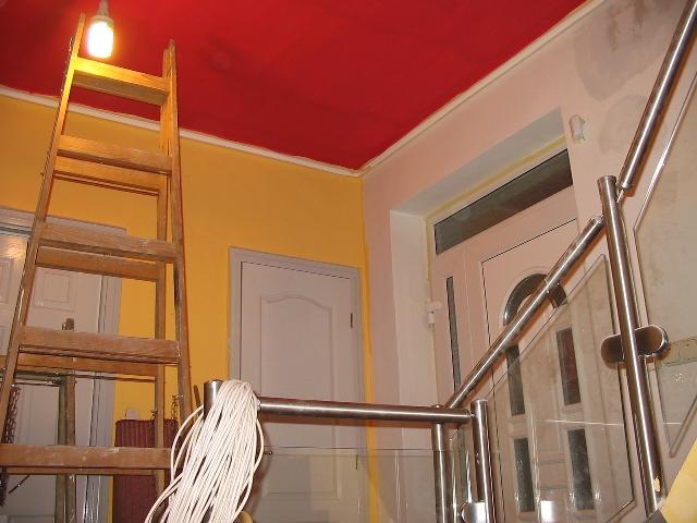 lakásfelújítás festő